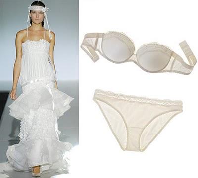 ropa interior para novia seg n el vestido peinados para