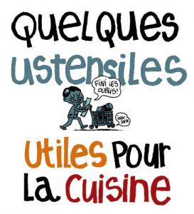 Le poisson jaune 2 eso enero 2014 - Ustensile de cuisine anglais ...
