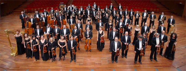 The Orchestra of the Accademia Nazionale di Santa Cecilia