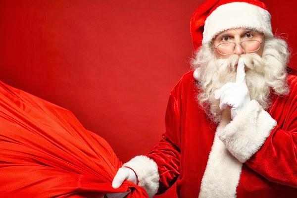 Тайный Санта. Весь мир