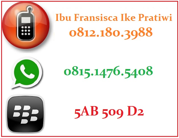 S Lutena Kota Kijang HP/WA 083819911998