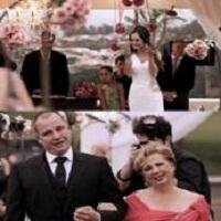 Noiva surpreende noivo