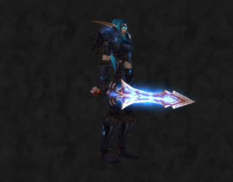 Bloodmaw Magus Blade
