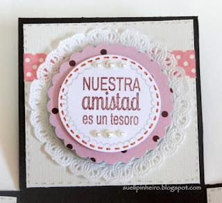 Sello Latina Crafter