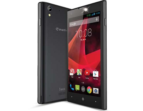 Spesifikasi dan Harga Smartfren Andromax V3s, Phablet Android Quad Core Kamera 8 MP
