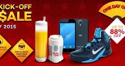 Lazada.com.ph Chinese New Year Kick-Off Sale | Dear Kitty