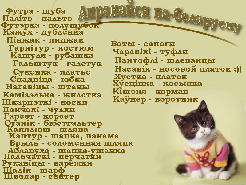 Загадкі На Беларускай Мове Для Дзяцей З Малюнкамі
