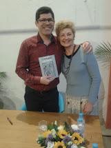Lançamento do Livro Cavaleiro de Prata / Marco Haurélio