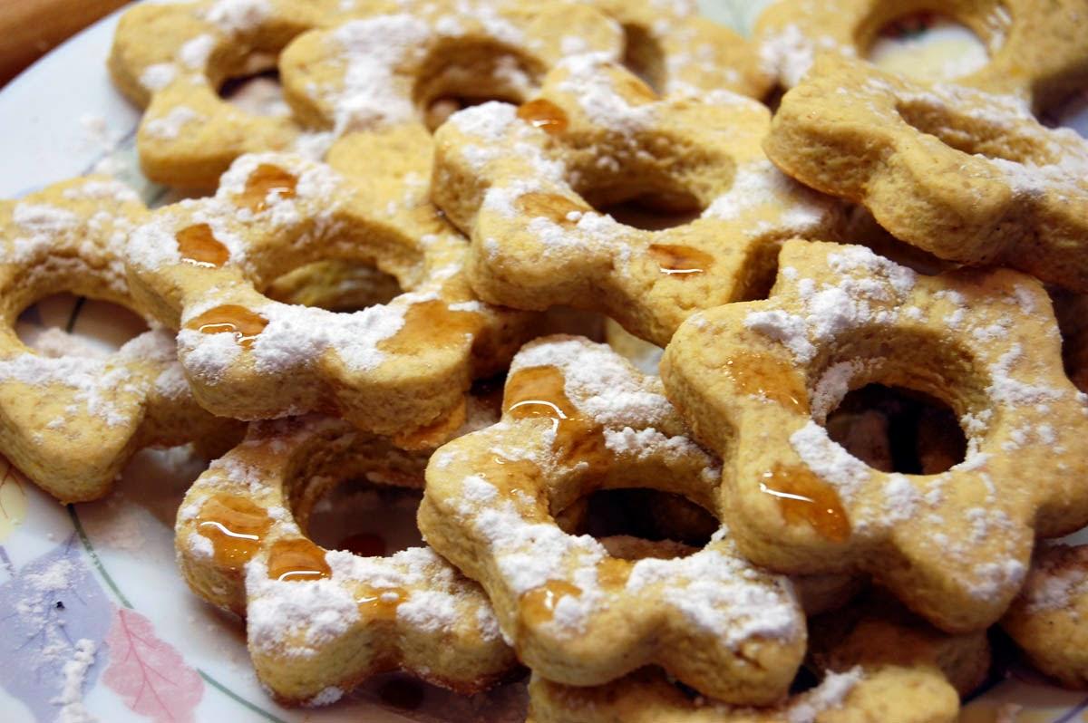 печенье  Canestrelli
