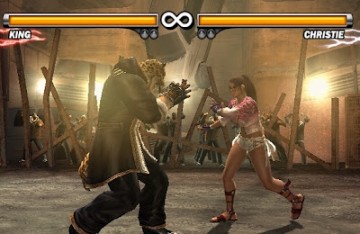 Free Download Tekken 4 Full Version PC Game ~ Blog Game Master