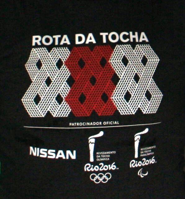 Rio 2016 Torch Relay