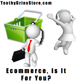 can you monetize your blog with an ecommerce store?