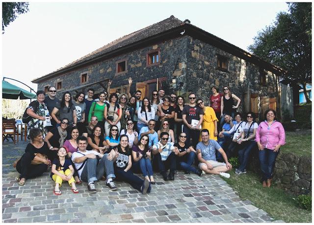 participantes do Tchêncontro