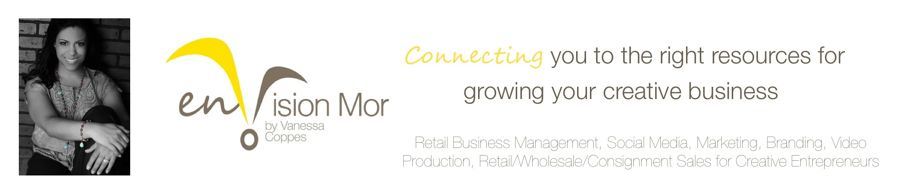 enVision Mor: Business Resources for Creative Entrepreneurs
