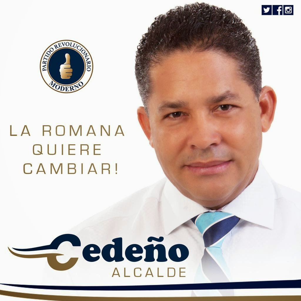 Eugenio Cedeño, alcalde!
