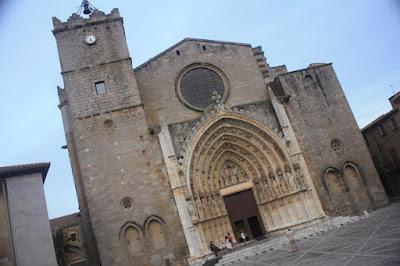 Catedral de l'Empordà in La Costa Brava