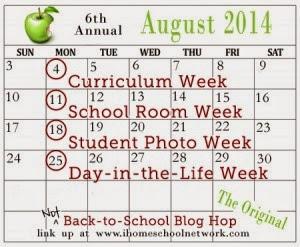http://www.ihomeschoolnetwork.com/6th-annual-not-back-to-school-blog-hop-curriculum-week/