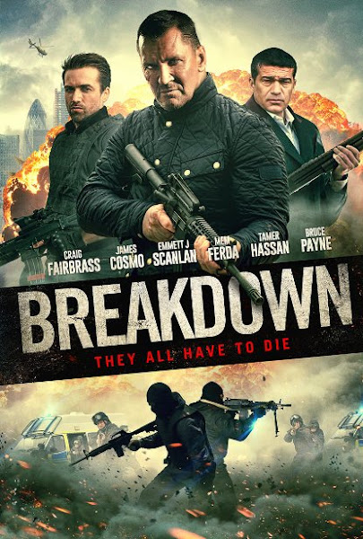 Poster Of Breakdown 2016 480p English HDRip Full Movie