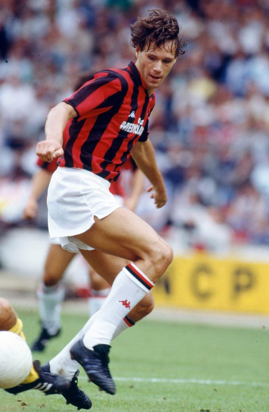 Marco Van Basten, AC Milan News Photo - Getty Images