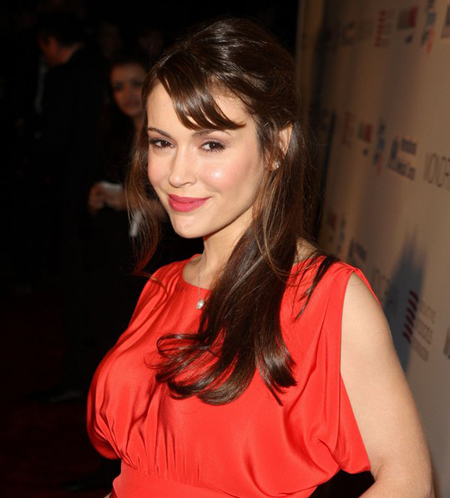 An Interview with Alyssa Milano: Actress