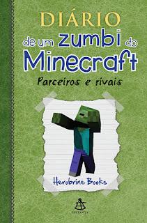 Diário de um zumbi do Minecraft, Herobrine Books, Editora Sextante