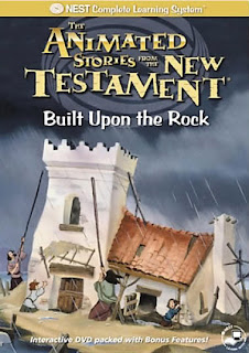 Built Upon the Rock (Animated Bible Story)