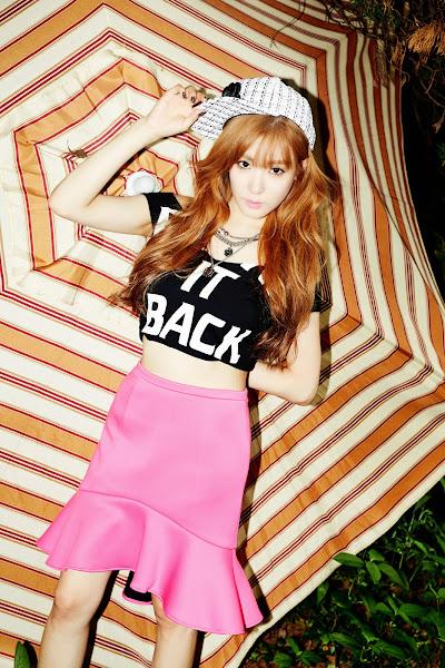 Tiffany Taetiseo 2014