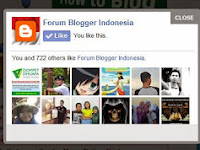 Trik Trik Tercepat Memasang Facebook Like Box SEO Friendly di blog.