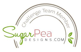 I design for SugarPea Designs
