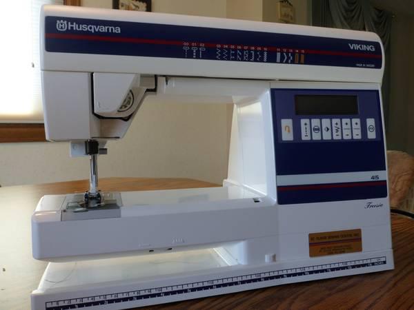 Sewing Machine Mavin It All Started With A Viking Unique Husqvarna Viking Freesia 425 Sewing Machine