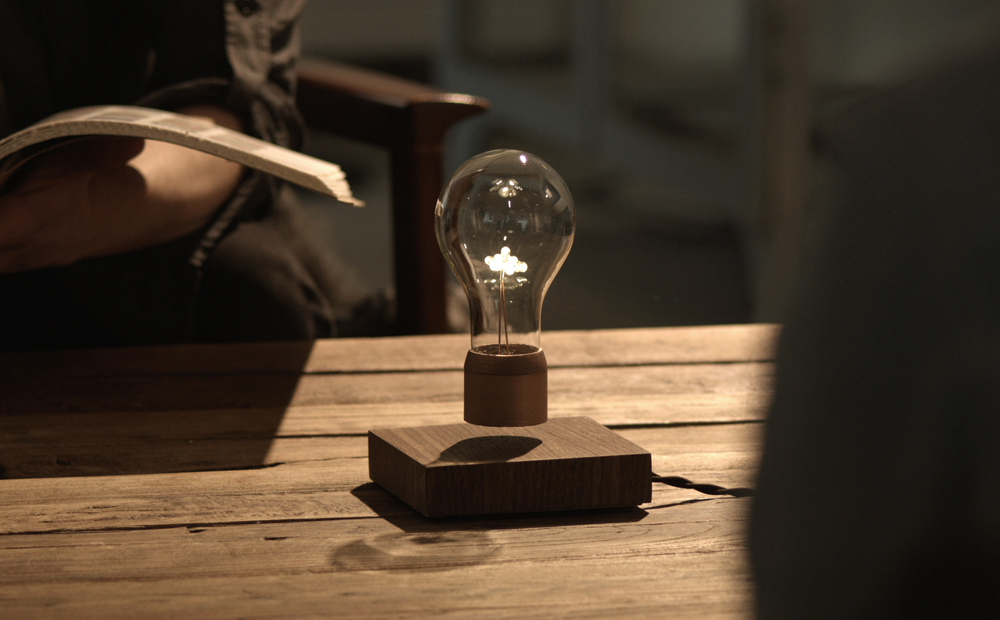 Flyte – a lâmpada que levita!