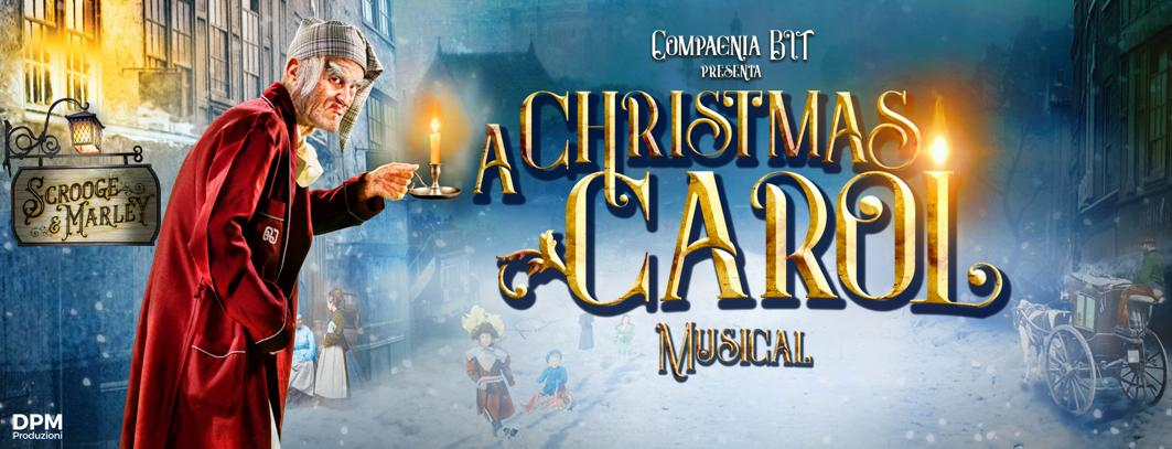 "AUDIZIONI MUSICAL CAST JUNIOR ""A CHRISTMAS CAROL IL MUSICAL"""