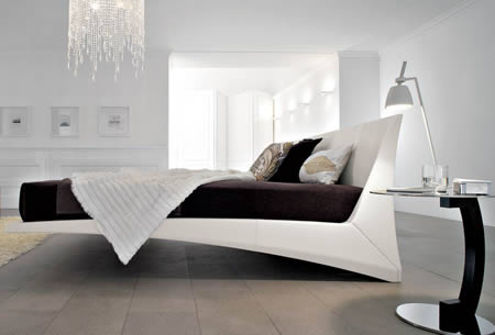 10. The Hanging Bed