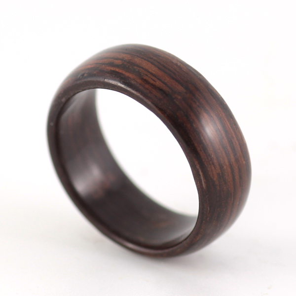 Wood rings by simply wood rings salvaged rose wood ring for How to make a wooden ring