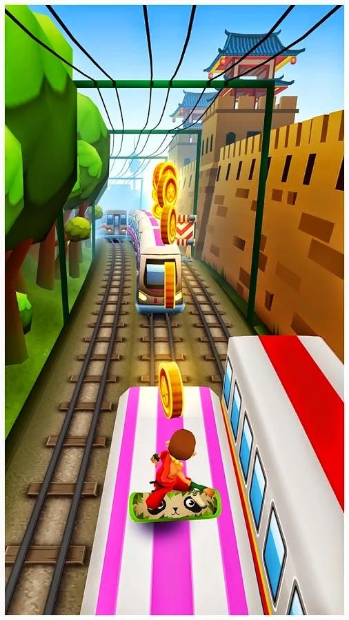 Subway Surfers Beijing v1.28.0 Mod