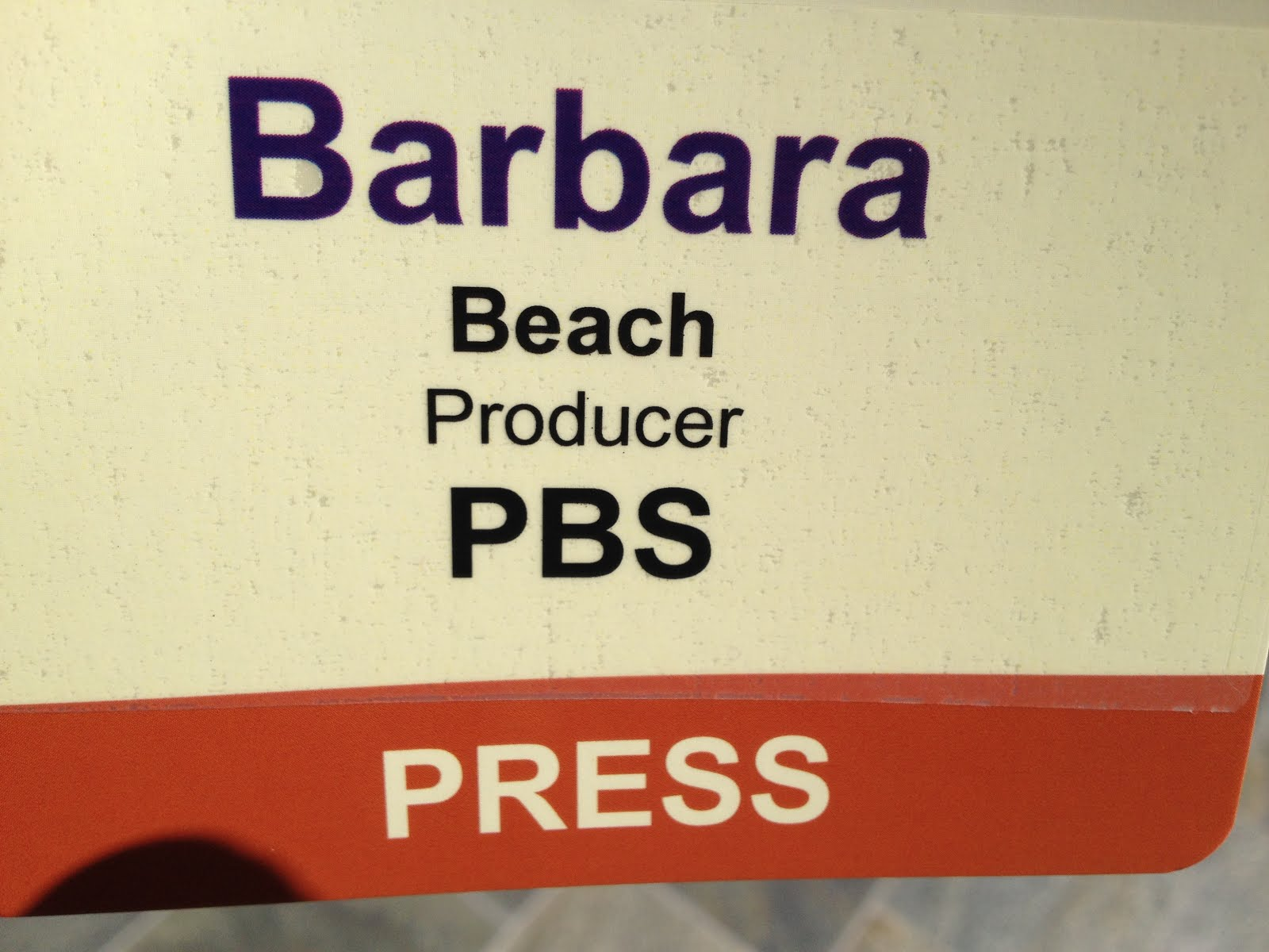 Proud to be a Part of PBS!