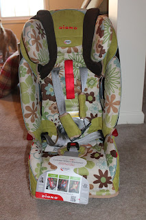 Diono RadianRXT Car Seat Review