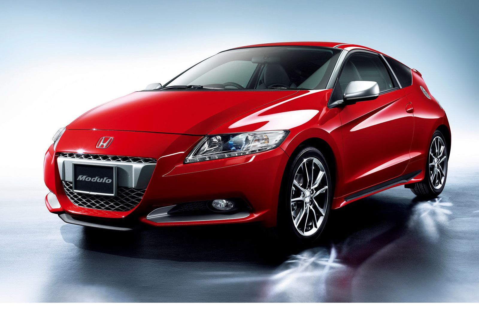 World Car Wallpapers 2011 Honda Cr Z