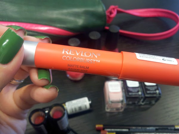 Revlon Colorbust Crayon Collection