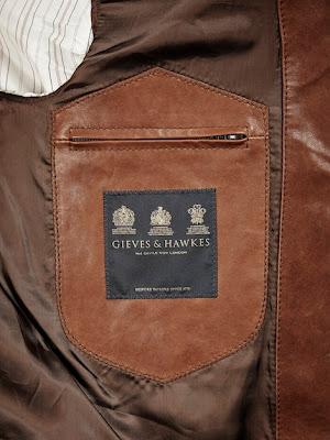 The bespoke leather jacket: Part 6
