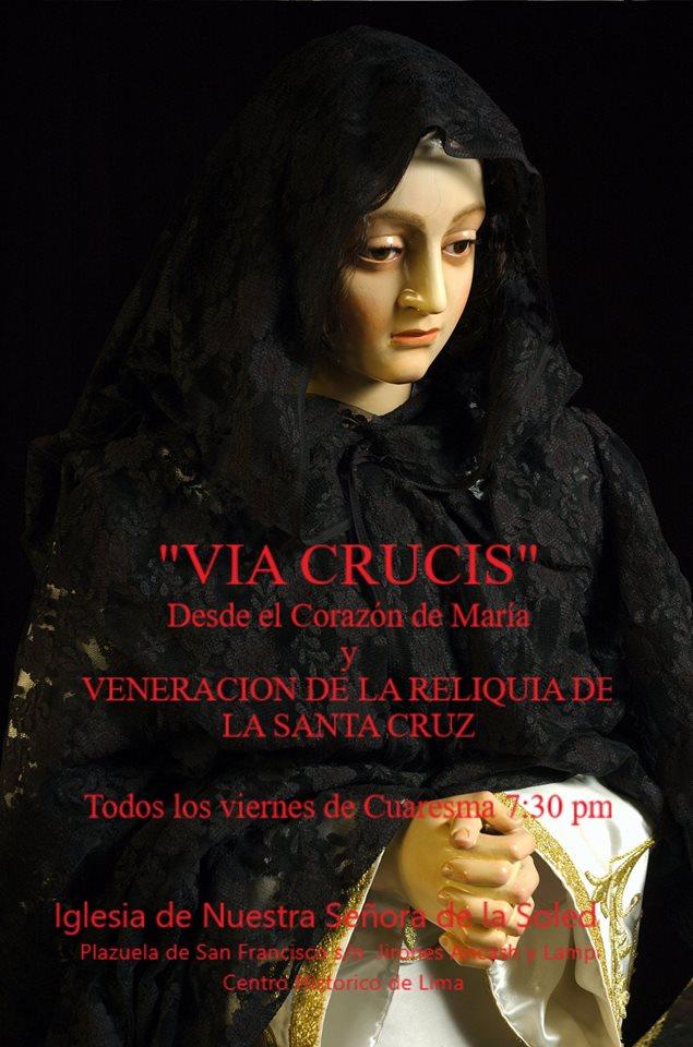 Viernes de Cuaresma con Maria 2018