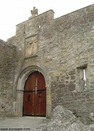 Portón del Castillo de Cahir
