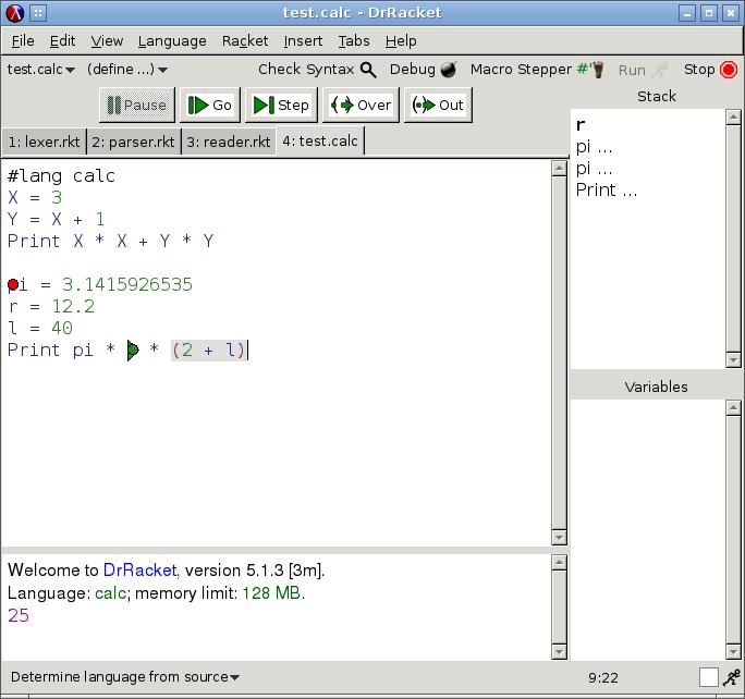Racket Язык Программирования - фото 3