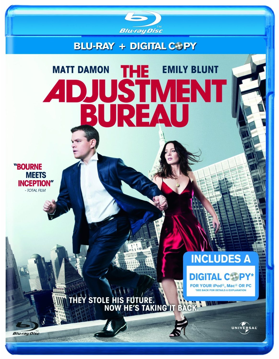 emily blunt dancing in adjustment bureau beta pics. Black Bedroom Furniture Sets. Home Design Ideas