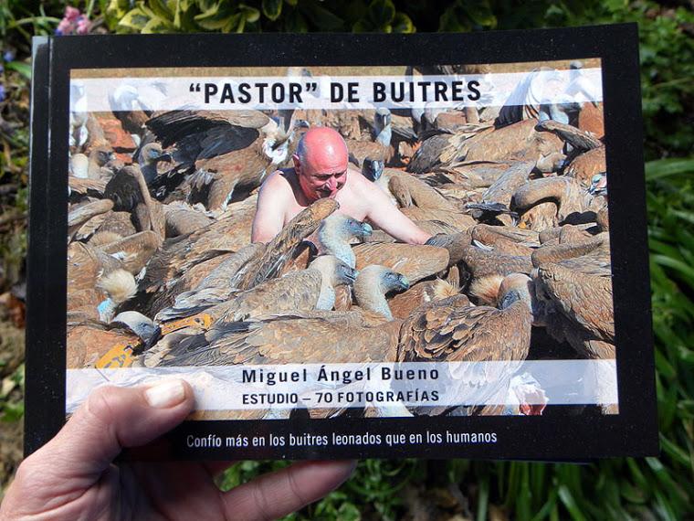 LIBRO PASTOR DE BUITRES