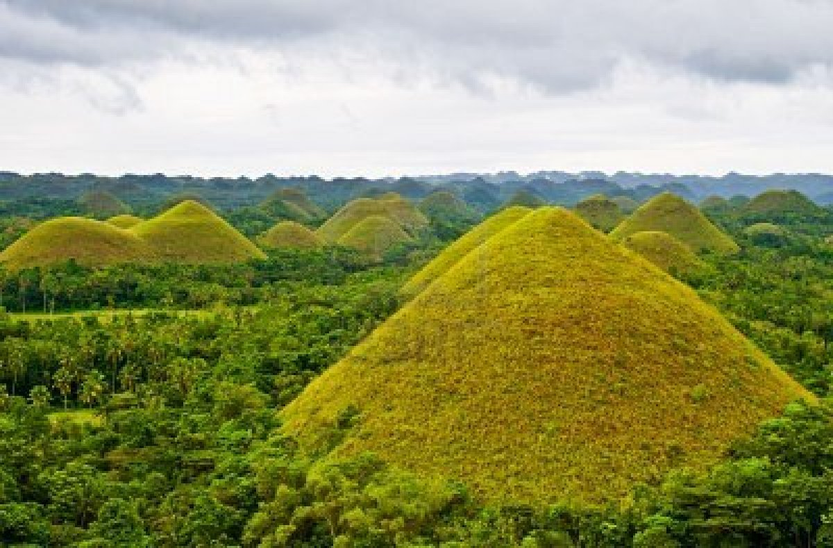 Travel Trip Journey Chocolate Hills Philippines