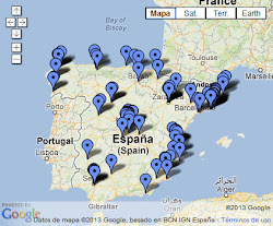 Mapa de clubs de rol