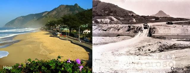 Praia da macumba, continua um paraíso.