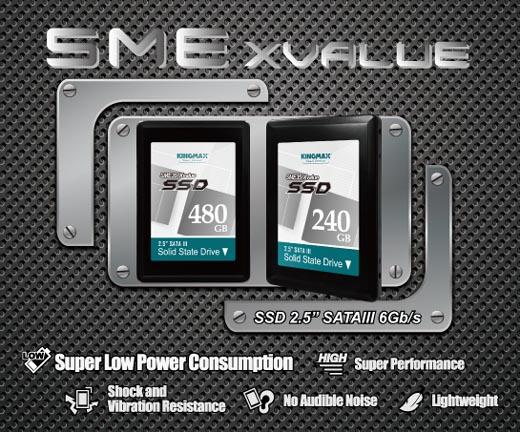 KINGMAX SATA III SSD drive