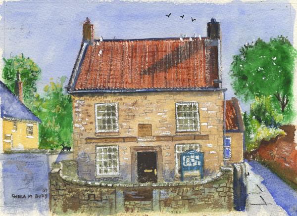 Sprotbro 39 painter random jottings braithwell church and for Garden room braithwell